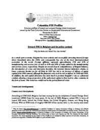 thumnail for Profiles_Belgium_IFDI_Final_Nov_8_2010.pdf