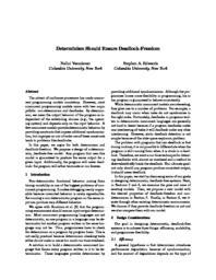 thumnail for vasudevan2010determinism.pdf