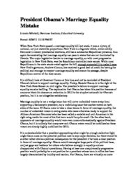 thumnail for Obama_s_Marriage_Equality_Mistake.pdf