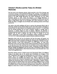 thumnail for Ukraine_s_Election_and_a_Divided_Electorate.pdf