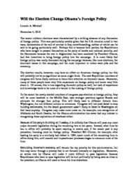 thumnail for Will_the_Election_Change_Obama_s_Foreign_Policy.pdf