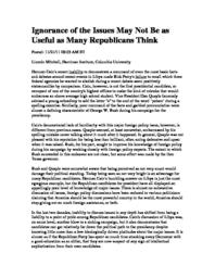thumnail for Ignorance_of_the_Issues.pdf
