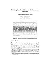 thumnail for Masquerader-RAID2011.pdf