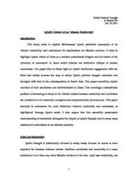 thumnail for Iqbal_Modernity.pdf