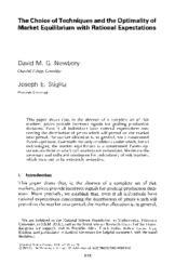 thumnail for Newbery_Stiglitz.pdf
