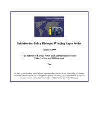 thumnail for IPD_WP_Tax_Reform_in_Kenya.pdf