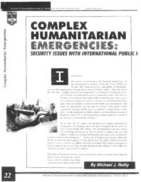 thumnail for Reilly_Complex_Emergencies.pdf