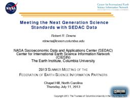 thumnail for DownsMeetingNGSSwithSEDACdata20130711Final.pdf