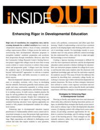 thumnail for enhancing-rigor-in-developmental-education.pdf