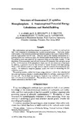 thumnail for Stellman_1973_GpC-I_Biopolymers.pdf