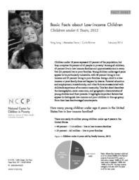 thumnail for Basic_Facts__Children_under_6__2012.pdf