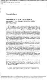 thumnail for Debaene.RomanicReview.2009.pdf