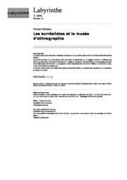 thumnail for labyrinthe-1209-12-les-surrealistes-et-le-musee-d-ethnographie.pdf