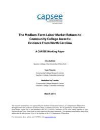 thumnail for medium-term-labor-market-return-to-community-college-awards.pdf