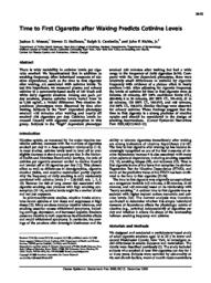 thumnail for Muscat_2009_TTFC_CEBP.pdf