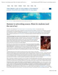 thumnail for Summer_is_Networking_Season.pdf
