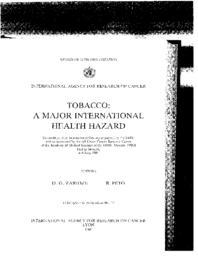 thumnail for Stellman_1986_IARC_SciPub74_CigaretteYieldAndCancer.pdf