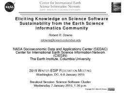 thumnail for DownsElicitingKnowledgeSciSoftwareSust20150107.pdf