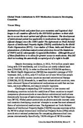 thumnail for Wang-2014.-Global-trade-limitations-to-HIV-medication-access-in-developing-countries.pdf