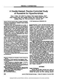 thumnail for Fallon_Fluoxetine_DB_Study_JCP_2008.pdf
