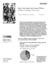 thumnail for Basic_Facts_about_Low_Income_Children_12_to_17_years.pdf