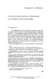 thumnail for The_Constitutional_Principle_of_Separation_of_Powers.pdf