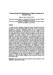 thumnail for DownsChen2012TowardsSustainableStewardshipDigSciDataPaper.pdf