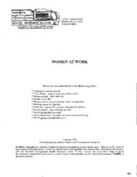 thumnail for Women_at_work.pdf