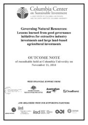 thumnail for Governing-Natural-Resources-Outcome-Note-Columbia-Center-on-Sustainable-Investment-1.pdf