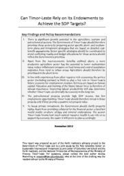 thumnail for Timor-Leste-2012-Endowments-Study.pdf