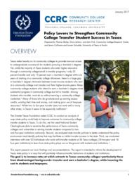thumnail for policy-levers-to-strengthen-community-college-transfer-student-success-in-texas.pdf