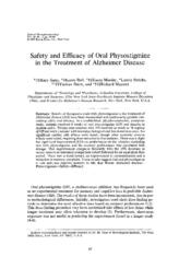 thumnail for Sano-1993-Safety and efficacy of oral physosti.pdf