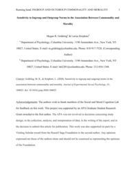 thumnail for Goldring_Heiphetz_2020_JESP_Unformatted.pdf