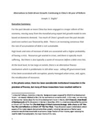 thumnail for Alternatives to debt.pdf