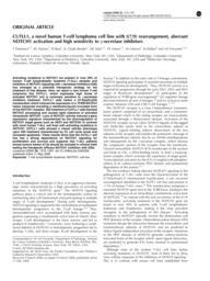 thumnail for Palomero T et al Leukemia 2006.pdf