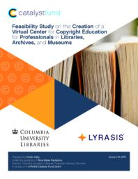 thumnail for Copyright Education Center Feasibility Study Report-1-1(1).pdf