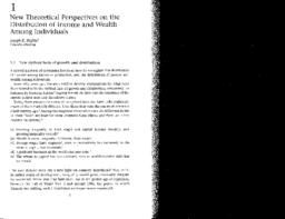 thumnail for NewTheoreticalPerspectivesontheDistributionofIncomeandWealthAmongIndividuals_0.pdf