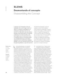 thumnail for De Castro Mazarro A 2018 Slums_Dissassembling the concept.pdf