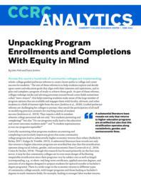 thumnail for unpacking-program-enrollments-completion-equity.pdf