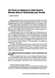 thumnail for Price of Inequality for Sustainable Humanity.pdf