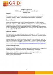 thumnail for Data Release Statement GRID3 SEN Settlement Extents V1 Alpha.pdf