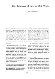 thumnail for Treatment of error+.pdf