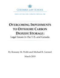 thumnail for Webb-Gerrard-2019-03-Offshore-Carbon-Dioxide-Storage.pdf
