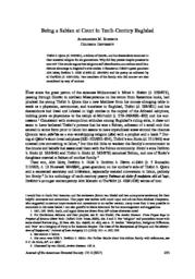 thumnail for Roberts_2017_JAOS_Being_a_Sabian.pdf