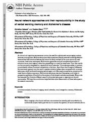 thumnail for Habeck-2007-Neural network approaches and thei.pdf