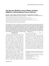 thumnail for Jacob J et al Genes Chrom Cancer 2005.pdf