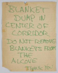 Blanket Dump circular