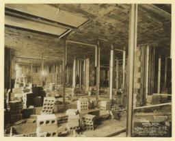 18th Floor Partitions. Municipal Building, New York City. No. Spec