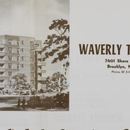 Waverly Terrace, 7401 Shore...