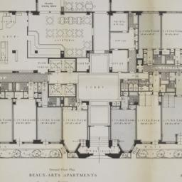 Beaux Arts Apartments, 307 ...
